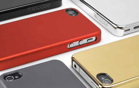 Incase-Metallic-Chrome-iPhone-4-cases