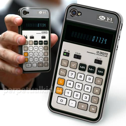 Old-School-Calculator-iPhone-4-Case