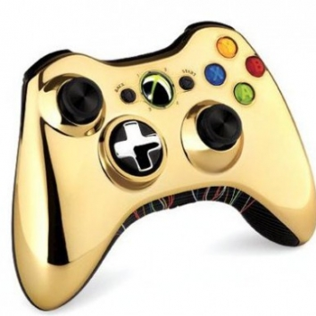 Limited edition Star Wars Xbox 360 Controller