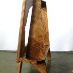 Handmade-Retro-TV-iPad-Wooden-Dock
