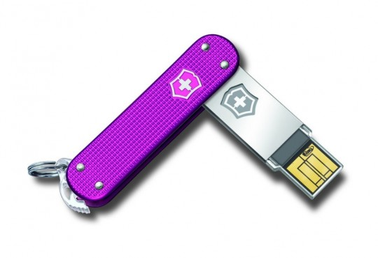 Swiss Army Flash Drives By Victorinox Geekextreme