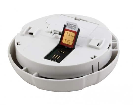 Get text messages from FireText Smoke Alarm