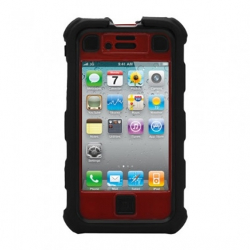 Ultimate Armored protection for iPhone 4 Ballistics HC Case