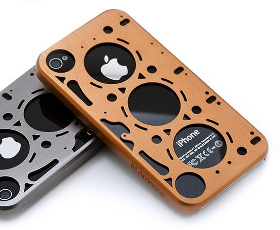 Gasket-Brushed-Aluminum-iPhone-4-Case