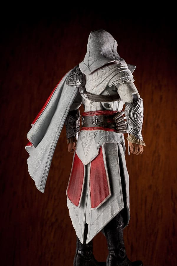 Assassin S Creed Brotherhood Ezio Action Figure Geekextreme