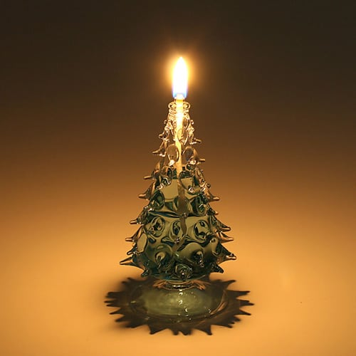 Christmas Tree Oil Lamp Geekextreme