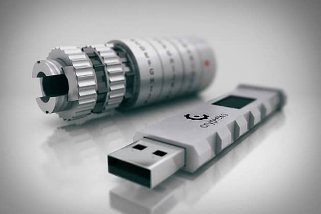 Crypteks USB Storage device