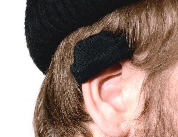 Ear hat toque