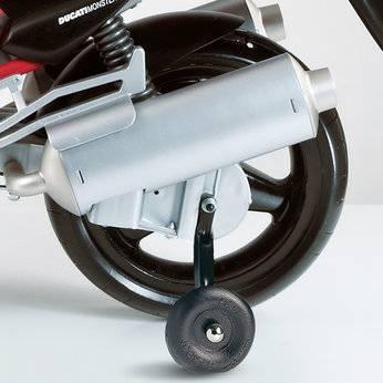 Kids Electric Ducati Monster Motorcycle