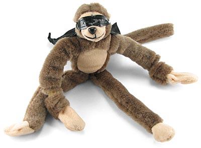 screaming monkey slingshot