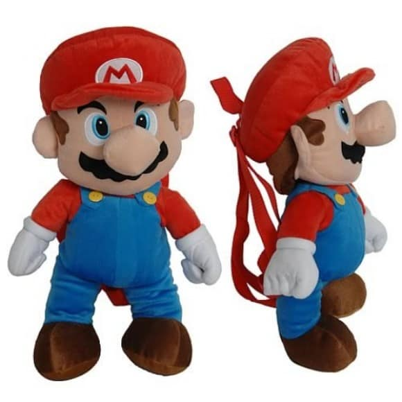 Super Mario Backpack for Kids
