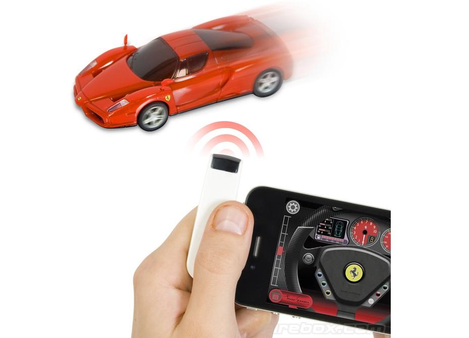 The Icontrol Ferrari Enzo Rc Car Geekextreme