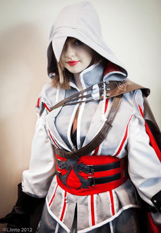 Assassin's Creed 2 Ezio Cosplay