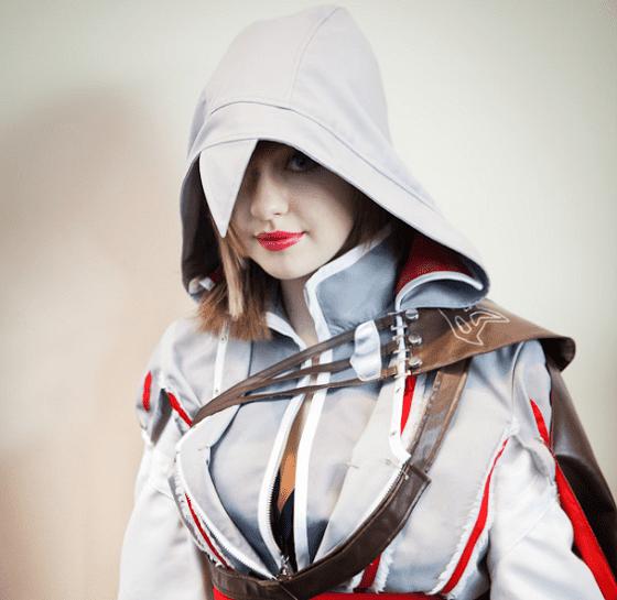 Ezio Cosplay