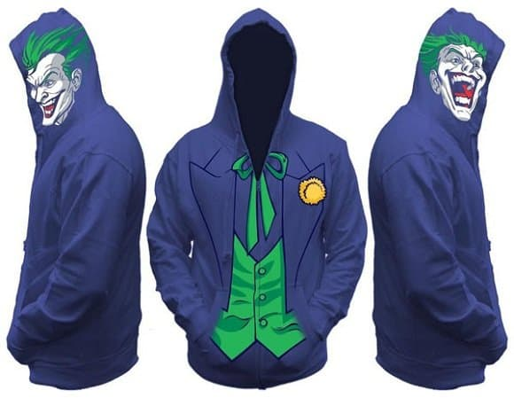 Joker All View Hoodie