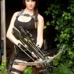 seductive laura craft cosplay