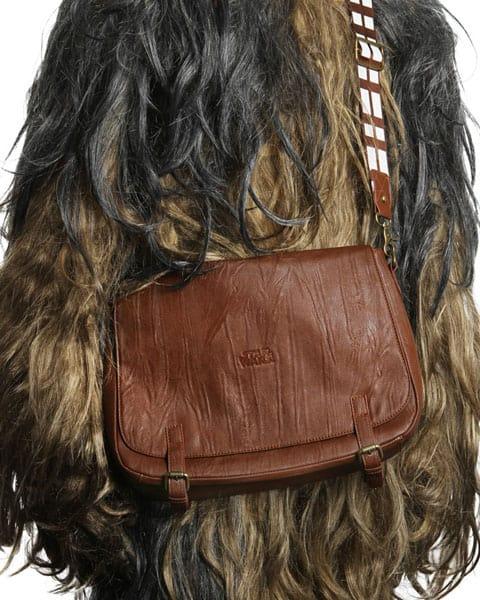 Chewbacca Wookiee messenger bag