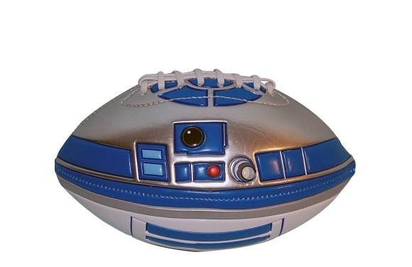 R2D2 mini-football