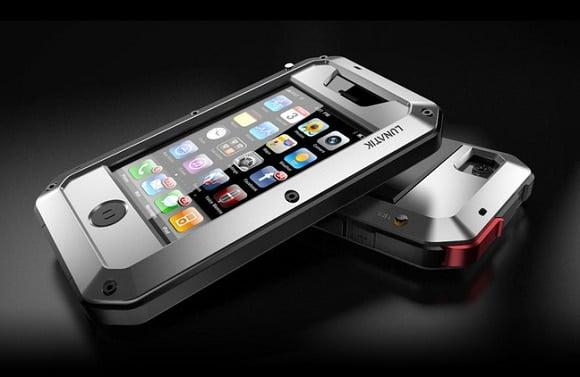 taktik iPhone 4 protective case