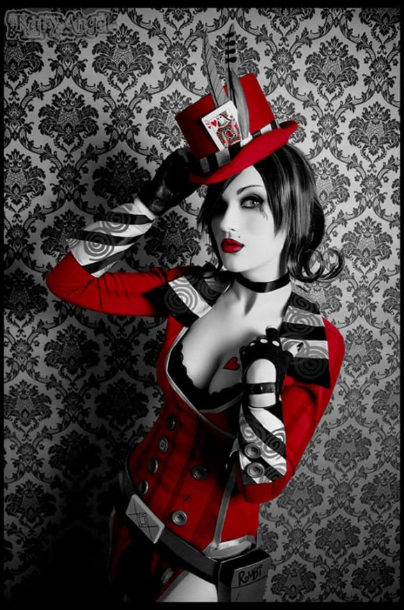 Borderlands Mad Moxxi cosplay
