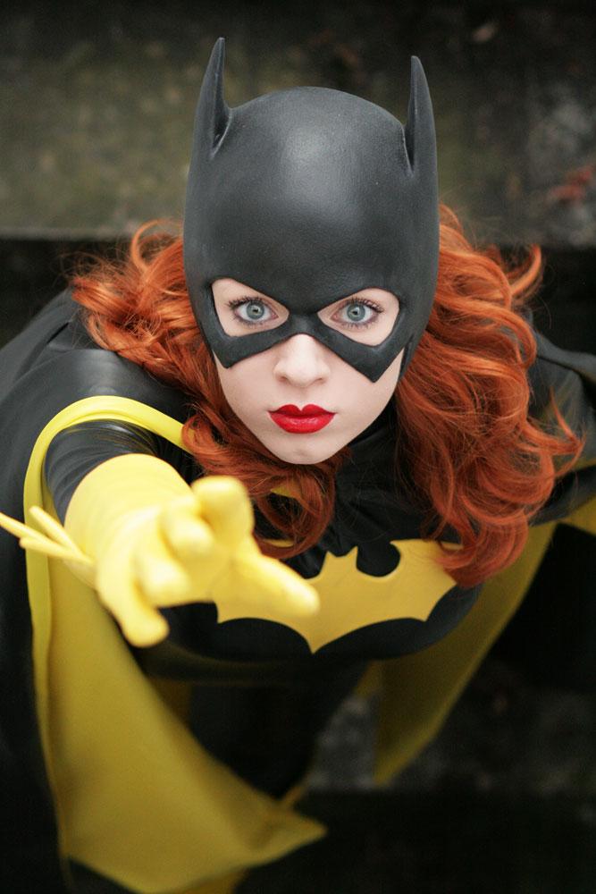 Batgirl Cosplay ...  sc 1 st  GeekExtreme & Hot Batgirl Cosplay - GeekExtreme