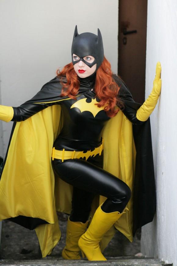 Sexy Batgirl Cosplay