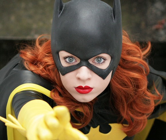 Beautiful Batgirl Cosplay
