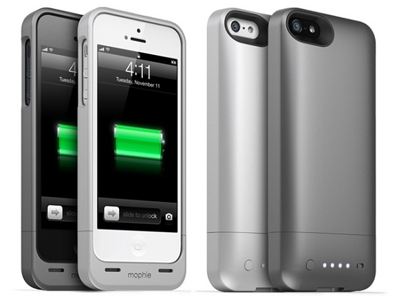watch 20c0f f8034 Mophie Juice Pack Helium Battery Case for iPhone 5 - GeekExtreme