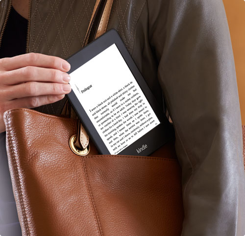 Post image for Kindle Paperwhite Touch Screen E-Reader