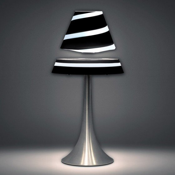 levitron levitating lamp