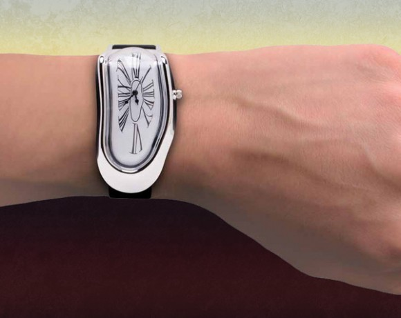 Post image for The Melting Wristwatch