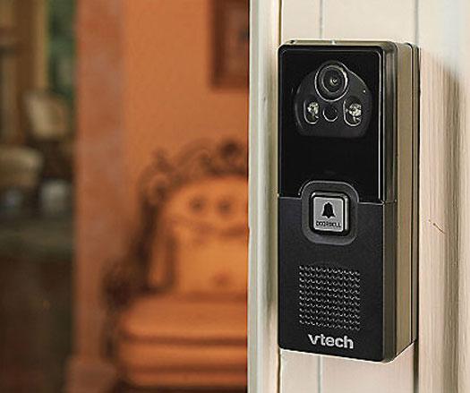 Vtech Dect Video Doorbell Geekextreme