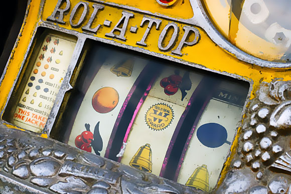 Post image for The evolution of slot machines