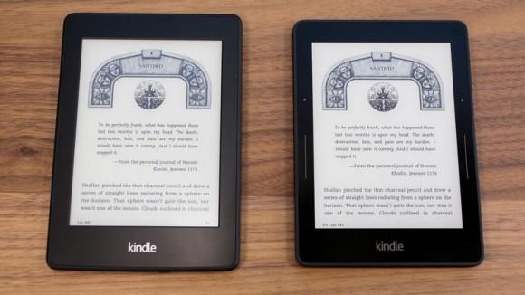 Post image for Amazon Kindle Voyage