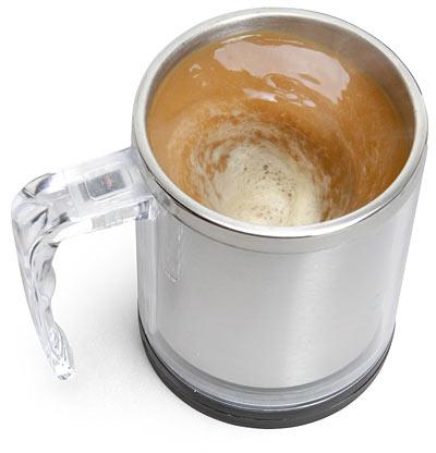 Post image for The Self Stirring Mug