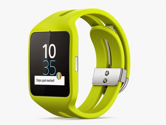 Post image for Sony SmartWatch 3