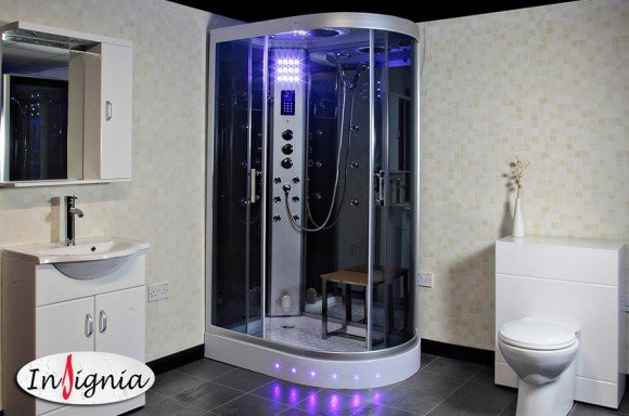 Insignia steam showers relaxing and beneficial geekextreme - All you need to know about steam showers ...
