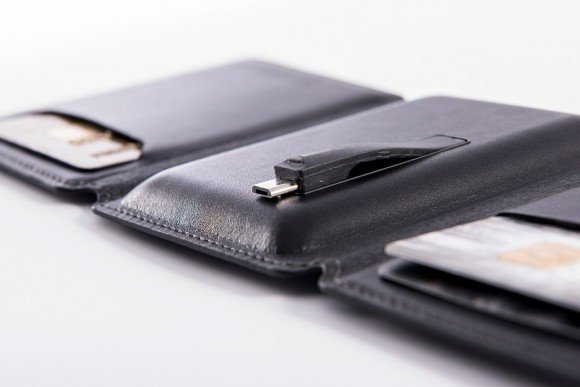 Iphone  Charging Wallet Case