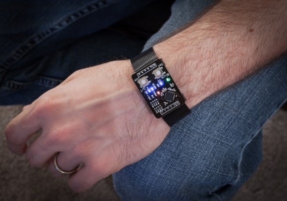Post image for Get Your Geek On with the Binary Watch