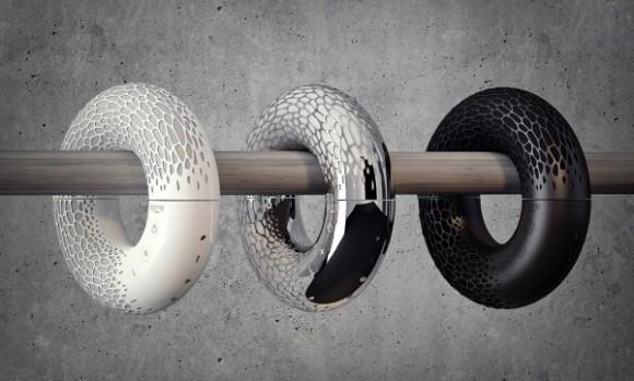 Post image for AeroTwist Speakers Look Like Donuts