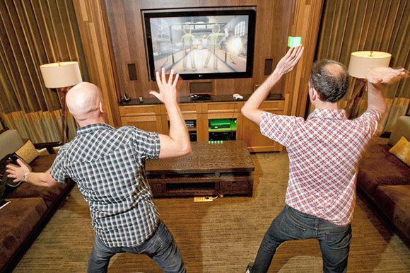 Post image for Motion Detection Technology and Gaming – The Race Is On