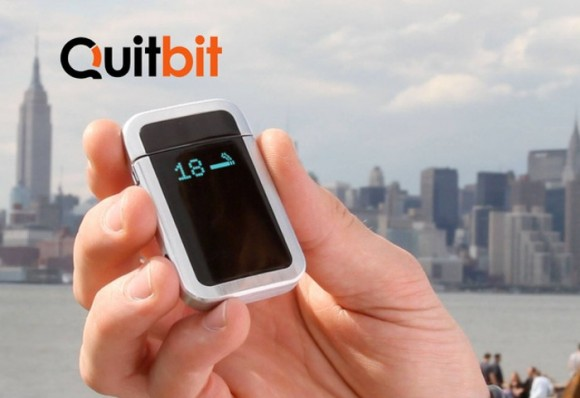 Post image for Quitbit Smart Lighter – Helps You Kick The Habit Of Smoking