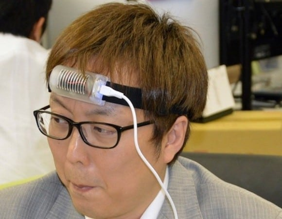 Post image for Not Cool Looking But Keeps You Cool – USB Forehead/Neck Cooler