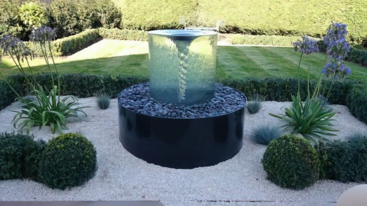 volute water fountain