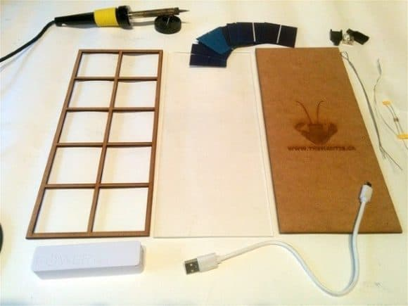 Post image for Your Own DYI Solar USB Kit
