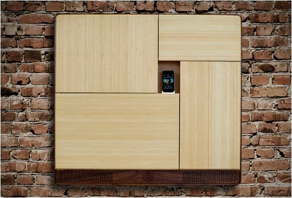 Post image for Podpad Storage Desk By RUPHUS