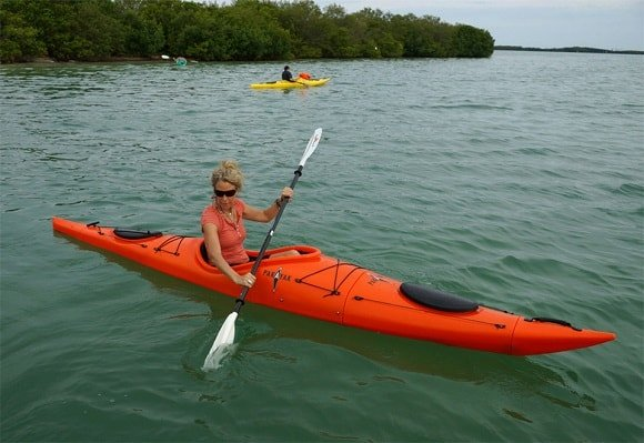 Post image for Pakayak – High Performance Hard-shell Kayak