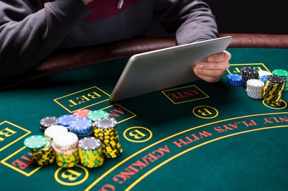 online casino vs real casino