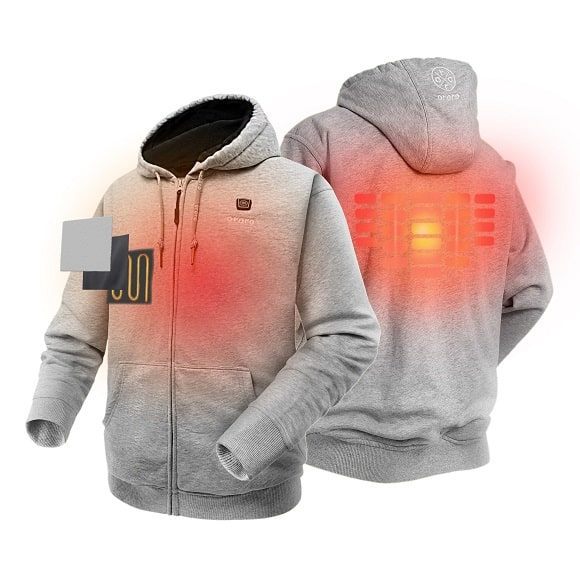 Post image for Winter Is Coming – Stay Warm With A Heated Hoodie