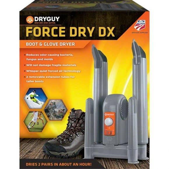 Post image for Force Dry DX For Shoes and Gloves by The DryGuy